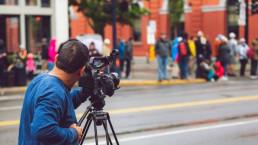 video shooting location